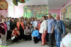 """Посещение """"Музея хваленого яблочка"""" в г. Хвалынск"""
