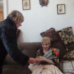 5 октября исполнилось 95 лет Валентине Львовне Гольдберг