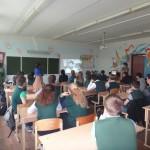 Лекции в школах