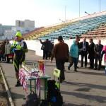 Первый Открытый чемпионат МООВК по Северной ходьбе