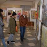 Ветераны на выставке