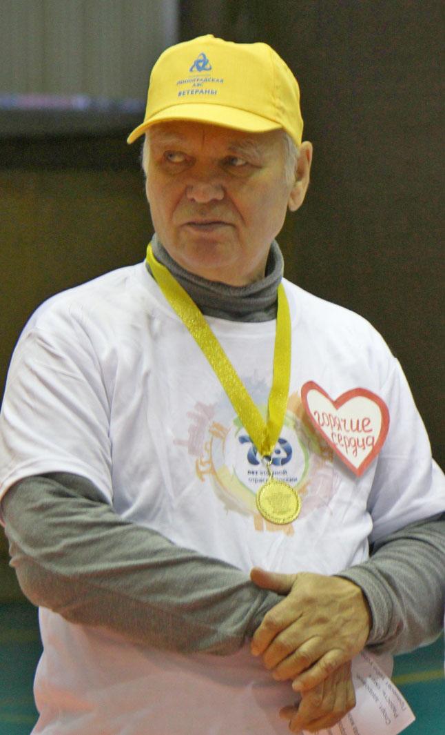 Владимир Федорович Асафат