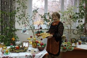 Выставка «Яркие краски осени»